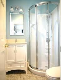 smallest bathroom with shower corner shower ideas corner showers for small bathrooms extraordinary bathroom shower stall
