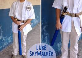 phenomenal tip how to diy a luke skywalker costume on a budget