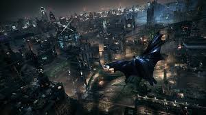 Batman Arkham Knight Pc Hd Wallpapers Backgrounds