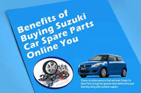 Benefits Of Buying Suzuki Car Spare Parts Online You Should Avail Car Spare Parts Spare Parts Suzuki Cars