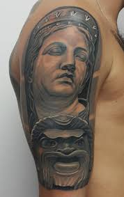 греческая тематика тату на плече у парня добавлено юрий сурков