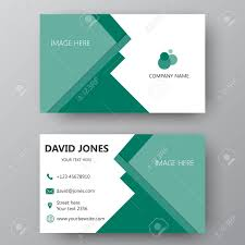 Business Card Template Visiting Card For Business And Personal