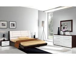 Modern Style Bedrooms Bedroom Set Modern Style 33b231
