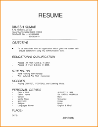 Different Resume Styles 13 Infoe Link