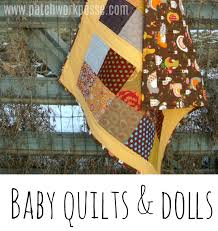 Super Cute Baby Quilts to Make - & Super Cute Baby Quilts to Make Adamdwight.com