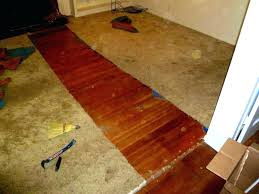 remove tile adhesive wood floor how to remove carpet glue from wooden floor how to remove