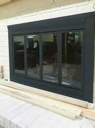i only had to use 1 can and my fireplace screen required 2 coats it leaves a matte black finish which is rich and wonderful