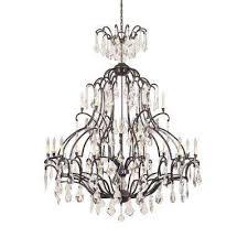 timeless elegance collection 21 light bronze chandelier