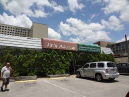 Jans asian cafe in college station