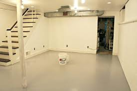 Basement Floor Paint Ideas Simple Decoration