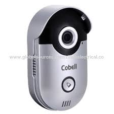front door video cameraChina Cobell HD 720p Front Door Camera Two Way Intercom Free App