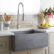 Farmhouse Style Sink Kitchen Kitchen Farm Sinks For Kitchens Inside Magnificent Farmers Sink