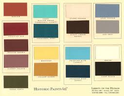 Historic 1780 Paint Colors Sold In Quarts Only For 68 00