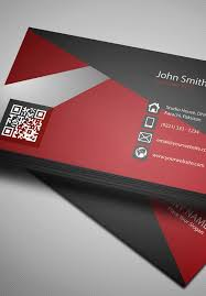 free template for business cards free creative red business card psd template freebies graphic