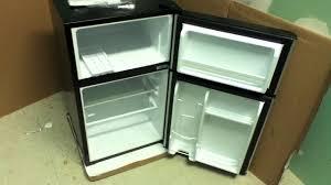 small Refrigerator with freezer - YouTube