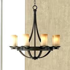 franklin iron works ribbon chandelier iron works amber scroll 1 2 wide chandelier franklin iron works