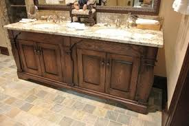 country bathroom double vanities. bathroom country vanities rustic double vanity polished chrome faucet top handle single round sink undermount diy a