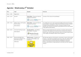Conference Agenda Adorable FINAL Version 48 Property Portal Watch Conference Agenda AMS 20148