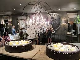 fantastic style restoration hardware chandelier restoration hardware chandelier with wooden table also recessed lighting for