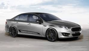 2016 Ford Falcon Xr6 Sprint Xr8 Sprint Officially Revealed