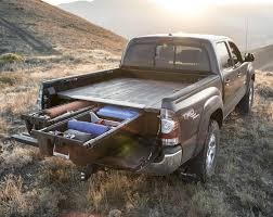 DECKED Toyota Tacoma 2005-Current 61 in. Bed Length [MT5 ...
