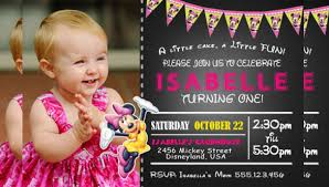 25 Minnie Mouse Invitation Template Free Sample Example Format