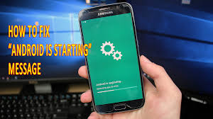 What do you use for your phone's wallpaper? How To Fix Android Is Starting Followed By Optimizing App Issue On Android Phone