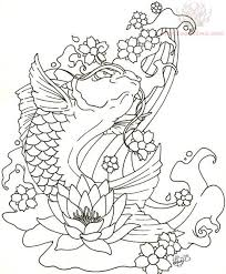 Small Picture Not only one of the very beautiful and sexy tattoo designs Koi