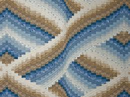 King Size Quilt Patterns Enchanting Twisted Bargello Quilt Great Ably Made Amish Quilts From