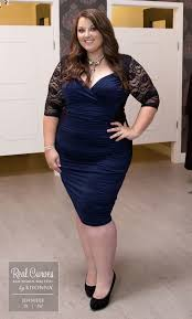 plus size women tumblr plus size dress with lace sleeves via tumblr