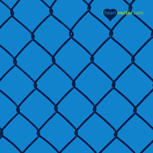 chain link fence vector. IHeartVector Chain Link Fence Vector A