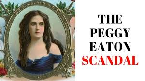 History Brief: the Peggy Eaton Scandal - YouTube