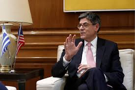 Jack Lew does Athens and urges continued reform, but promises nothing on  debt | New Europe