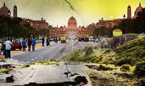 © provided by the financial express earthquake in delhi: India Earthquake Warning Major Tremor Expected Near Delhi After 64 Quakes Rock Region Science News Express Co Uk