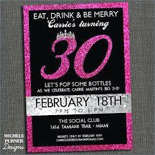 free birthday invitation templates printable 30th cards happy