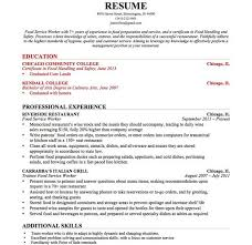 Download What To Put On My Resume