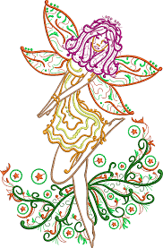 Embroidery Fairy Designs Fairy Machine Embroidery Design Album On Imgur