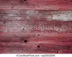 red barn wood. Rustic Red Weathered Barn Wood Board Background Showing Rich Grain And Knots - Csp52632860