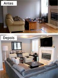 2 Sala Pequena Antes E Depois