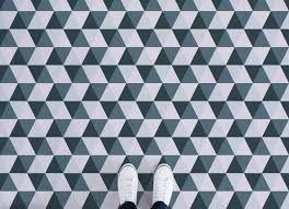 Floor Pattern Adorable Say Goodbye To Dull And Ugly Vinyl Flooring Pitter Pattern