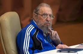 Fidel Castro líder de la revolución ...