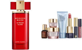 macys 60 reg 120 estée lauder modern muse le rouge gloss 3 4 oz get 5 macy s money free 7 pc beauty gift set free ship