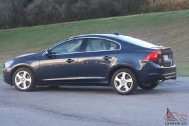 2013 volvo s60 t5 sedan 4 door 2 5l awd