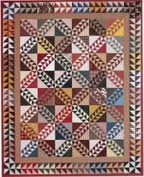 56 best quilt borders images on Pinterest | Appliques, Sew and ... & People think pieced borders add to the work of the quilt, but if I had made  this quilt in the same size with blocks all the way to the edge, ... Adamdwight.com