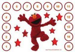 5 Day Reward Chart Reward Charts For Kids Were Using One For Having No