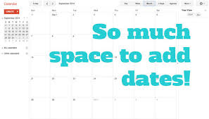 Getting Paid Monthly Set Up Google Calendar As A Bill Pay Calendar And Pay Your Bills On Time