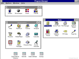 What Is Windows 3 0 3 1 And 3 11