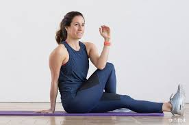 the 10 minute stretching sequence you