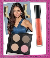 celebrity beauty vire diaries nina dobrev