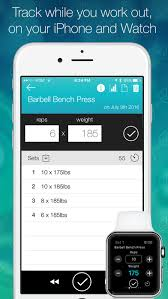 fitlist workout log fitness tracker exercise journal with routines for bodybuilding weightlifting